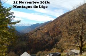 2016-11-21 Montagne de Lege 01